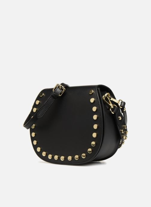 Bolsos de mano L37 Twist and shout Negro vista del modelo