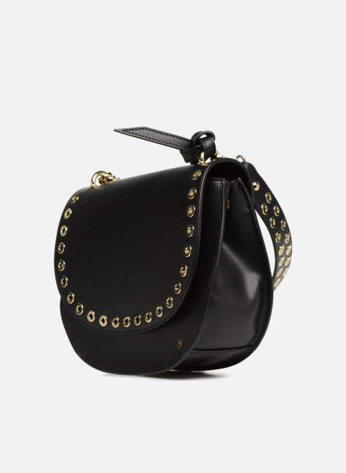 Bolsos de mano L37 Unique Negro vista del modelo
