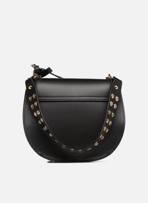 Bolsos de mano L37 Unique Negro vista de frente