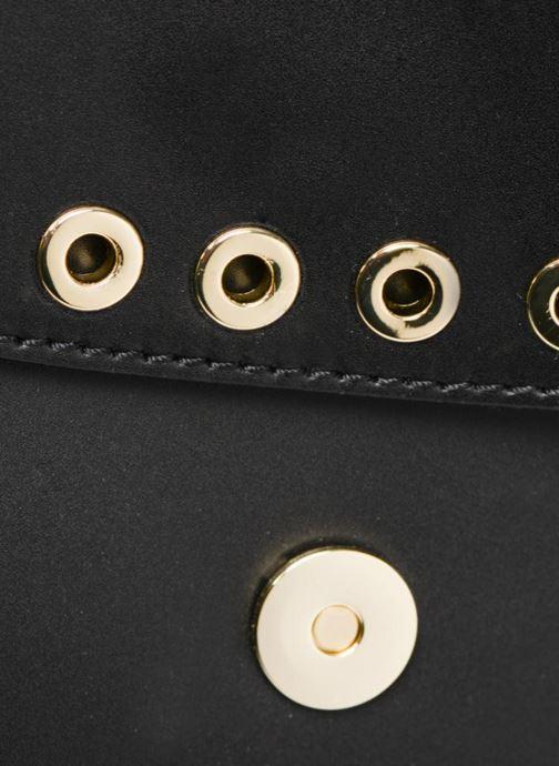 Bolsos de mano L37 Unique Negro vista lateral izquierda
