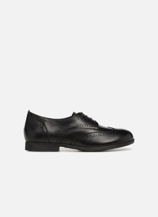 Zapatos con cordones Birkenstock Laramie Low Negro vistra trasera