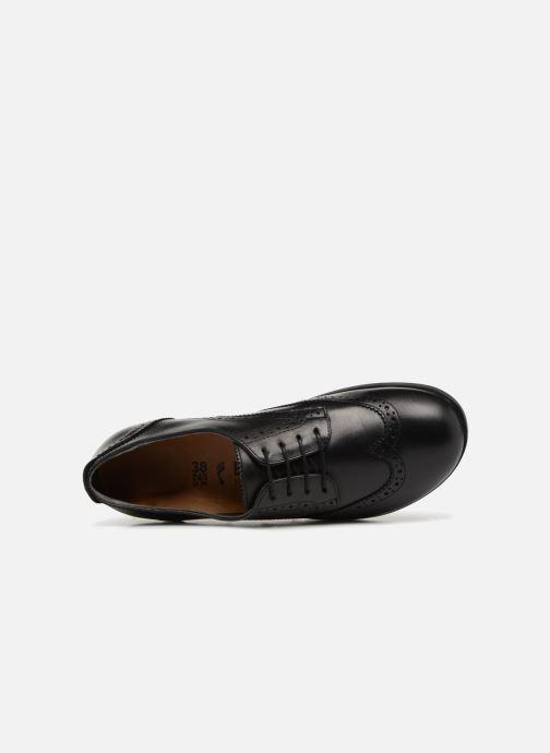Chaussures à lacets Birkenstock Laramie Low Noir vue gauche