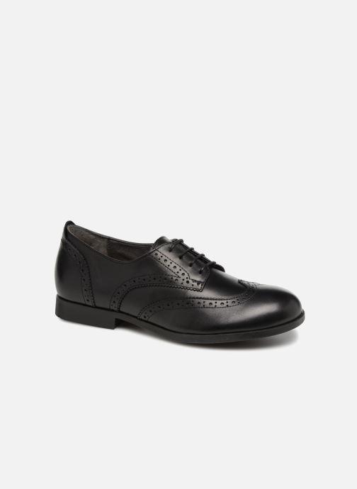 Chaussures à lacets Birkenstock Laramie Low Noir vue détail/paire