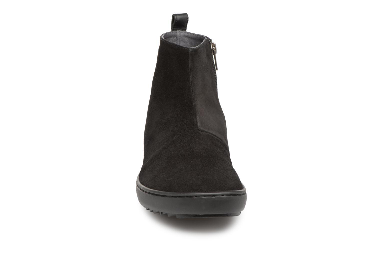 Bottines et boots Birkenstock Myra Noir vue portées chaussures