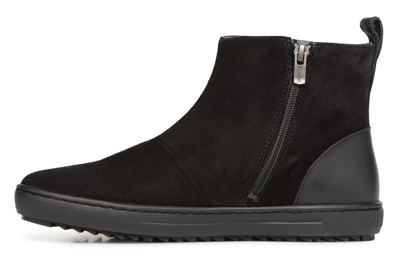 Bottines et boots Birkenstock Myra Noir vue face