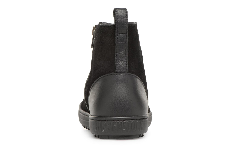 Bottines et boots Birkenstock Myra Noir vue droite