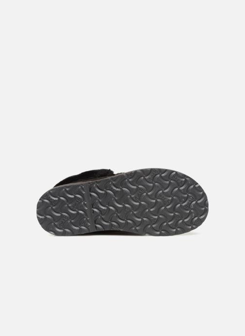 Zapatos con cordones Birkenstock Bakki Negro vista de arriba