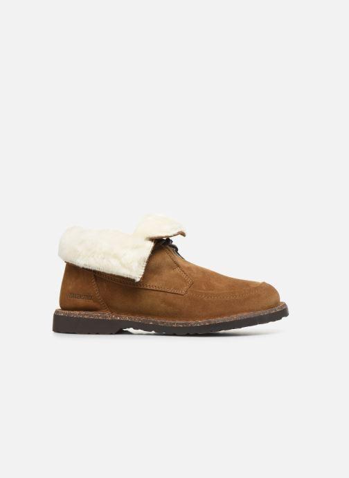 Chaussures à lacets Birkenstock Bakki Marron vue derrière