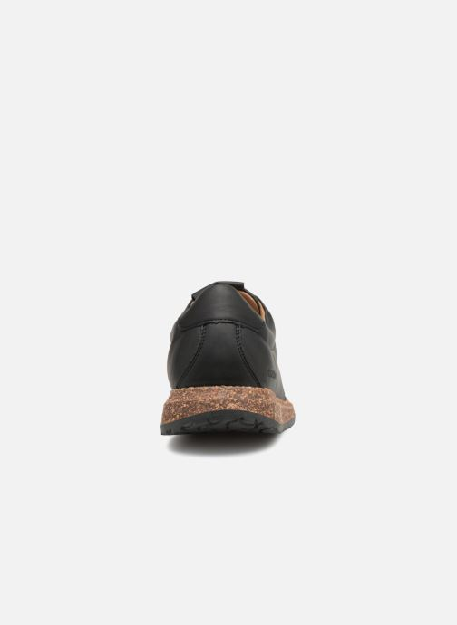 Trainers Birkenstock Wrigley Black view from the right