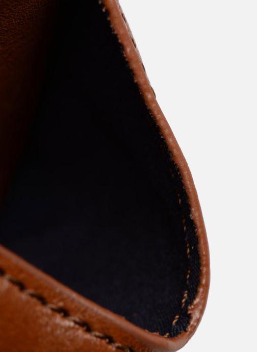 Kleine lederwaren Nat & Nin Little Bruin achterkant