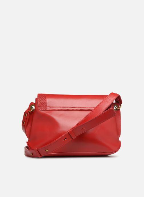 Handtaschen Nat & Nin Madlen rot ansicht von vorne