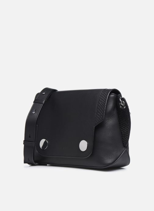 Handtaschen Nat & Nin Madlen schwarz schuhe getragen
