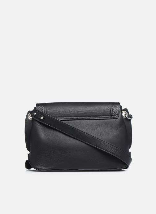 Handtaschen Nat & Nin Madlen schwarz ansicht von vorne
