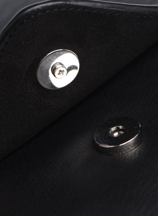 Handtaschen Nat & Nin Madlen schwarz ansicht von hinten