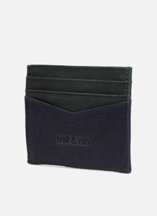 Wallets & cases Nat & Nin Many Blue model view