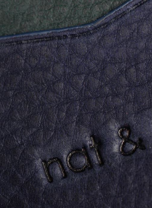 Wallets & cases Nat & Nin Many Blue view from the left