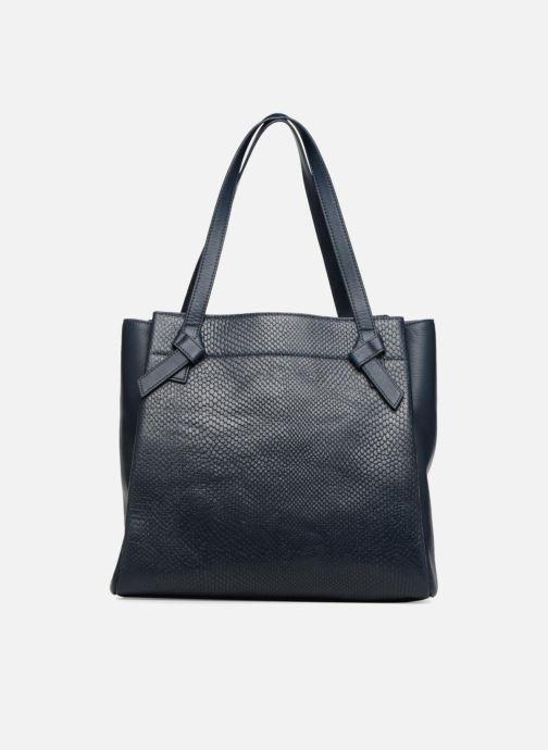 Handbags Nat & Nin Raquel Blue front view