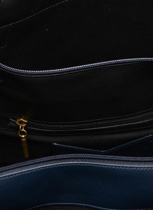 Handbags Nat & Nin Raquel Blue back view