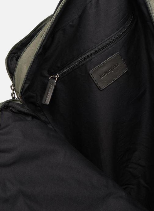 Rucksacks Antonyme by Nat & Nin Angus Green back view