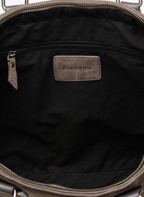 Laptoptaschen Antonyme by Nat & Nin Daniel L braun ansicht von hinten