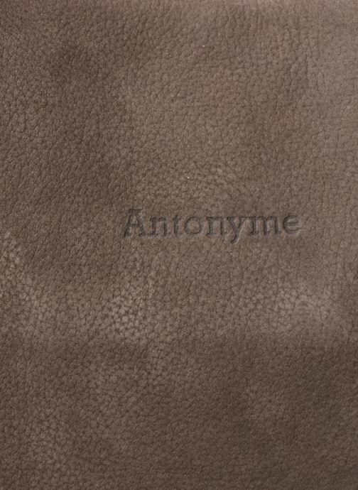 Laptop cases Antonyme by Nat & Nin Daniel L Brown view from the left