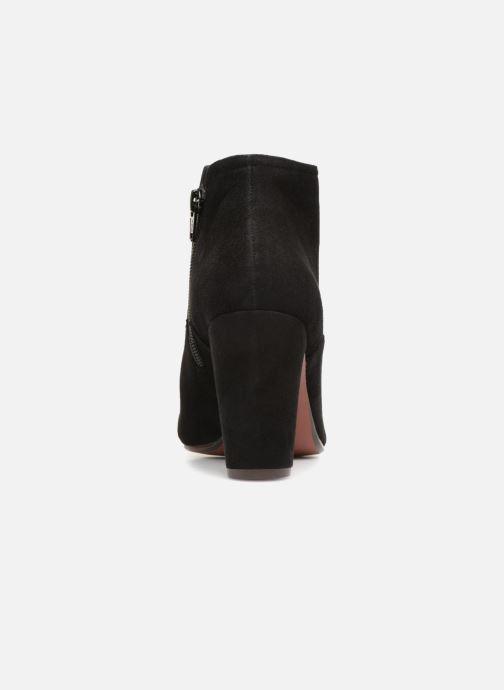 Bottines et boots Chie Mihara X-Fedora 33 Noir vue droite