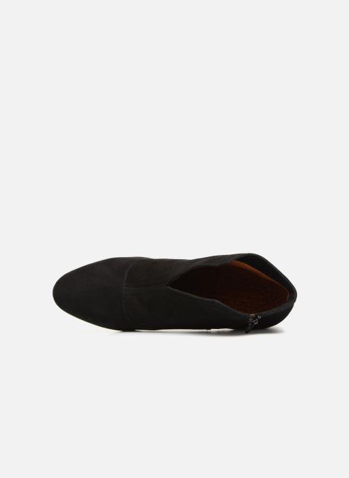 Bottines et boots Chie Mihara X-Fedora 33 Noir vue gauche