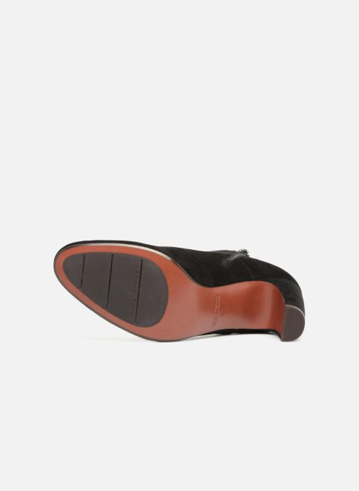 Bottines et boots Chie Mihara X-Fedora 33 Noir vue haut