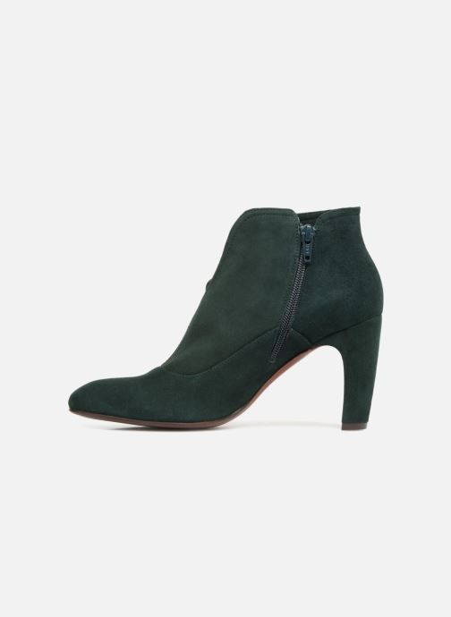 Bottines et boots Chie Mihara X-Fedora 33 Vert vue face