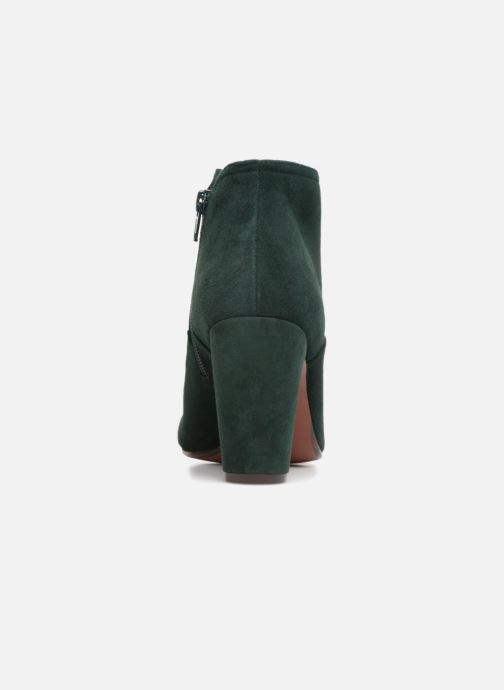 Bottines et boots Chie Mihara X-Fedora 33 Vert vue droite