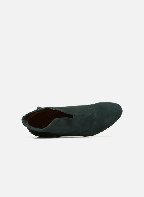 Bottines et boots Chie Mihara X-Fedora 33 Vert vue gauche