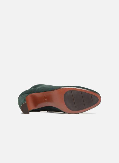 Bottines et boots Chie Mihara X-Fedora 33 Vert vue haut