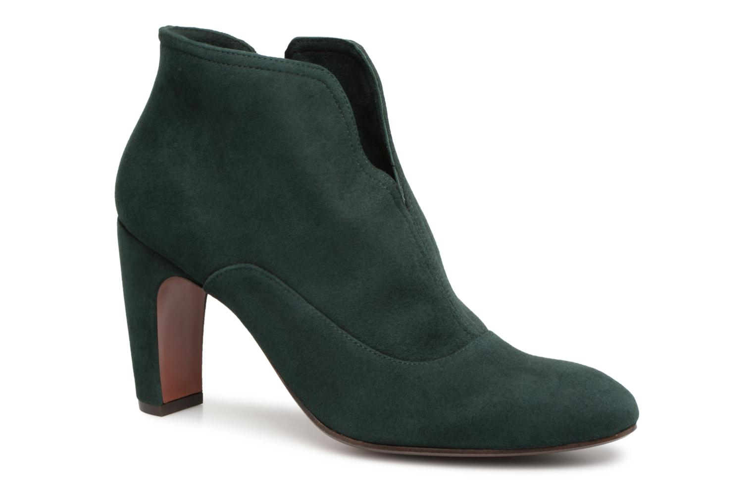 Chie X-Fedora Mihara X-Fedora Chie 33 (Green) - Ankle boots chez (345224) c4e47c