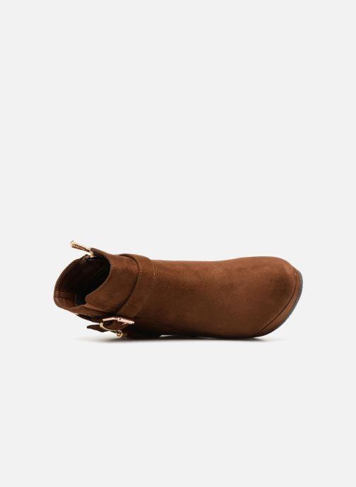 Et marron Bottines 33565 345229 Xti Chez Sarenza Boots qfAwWtB
