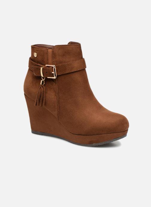 Bottines et boots Xti 33565 Marron vue détail/paire