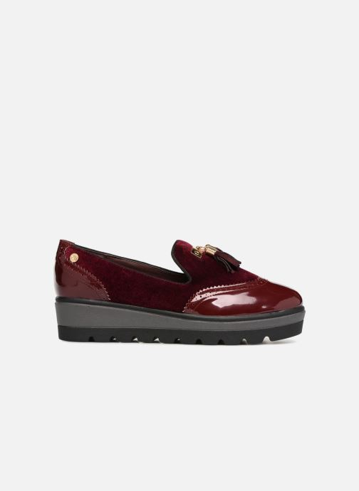 Loafers Xti 47255 Burgundy back view