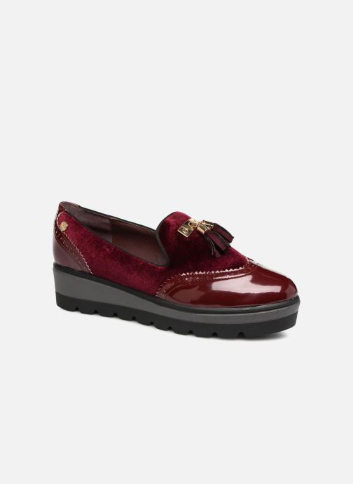 Loafers Xti 47255 Burgundy detailed view/ Pair view