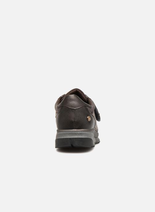Sneakers Xti 47416 Grigio immagine destra