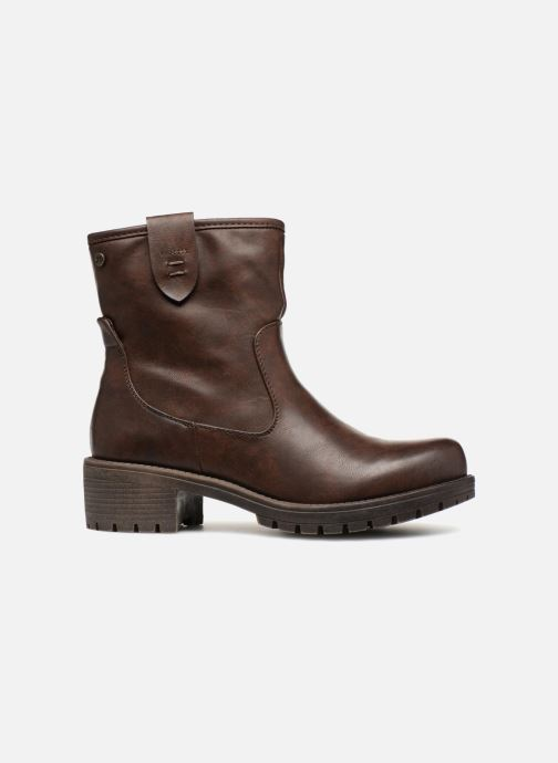 Boots en enkellaarsjes Xti 47425 Bruin achterkant