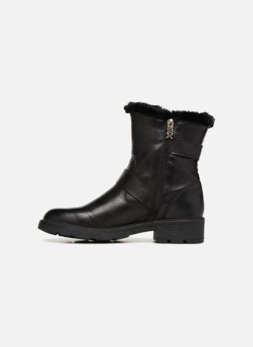 Bottines et boots Xti 47530 Noir vue face