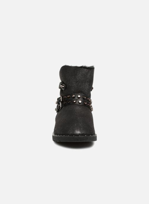 Bottines et boots Xti 47570 Noir vue portées chaussures