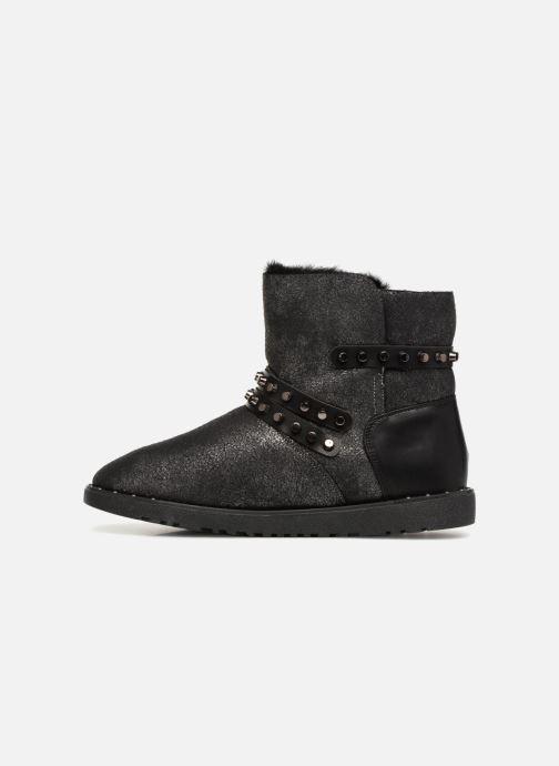 Bottines et boots Xti 47570 Noir vue face