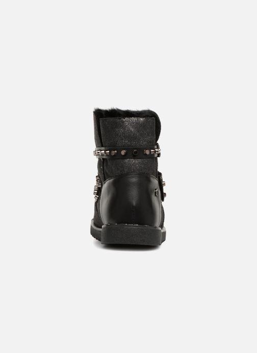 Bottines et boots Xti 47570 Noir vue droite