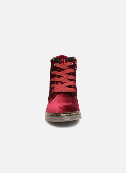 Ankle boots Xti 55260 Burgundy model view