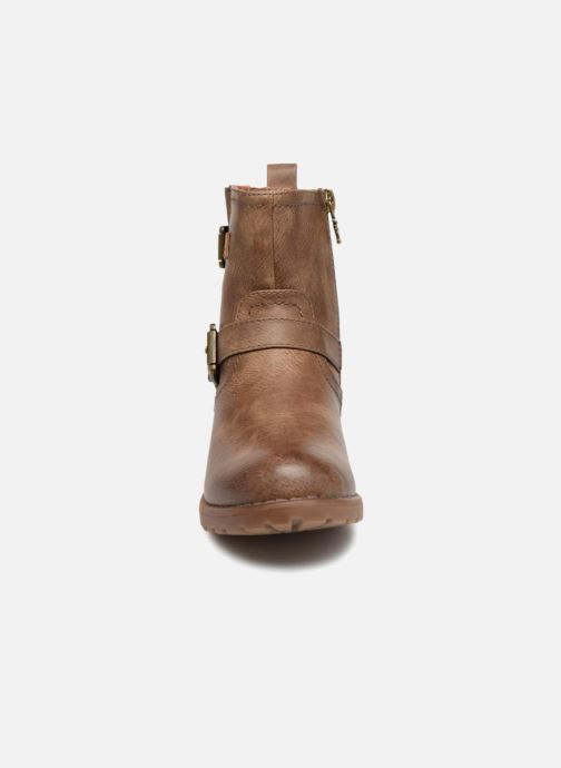 Ankle boots Xti 55282 Brown model view