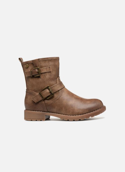 Ankle boots Xti 55282 Brown back view