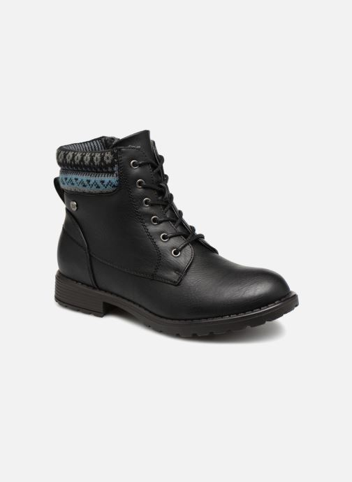 Ankle boots Xti 55283 Black detailed view/ Pair view