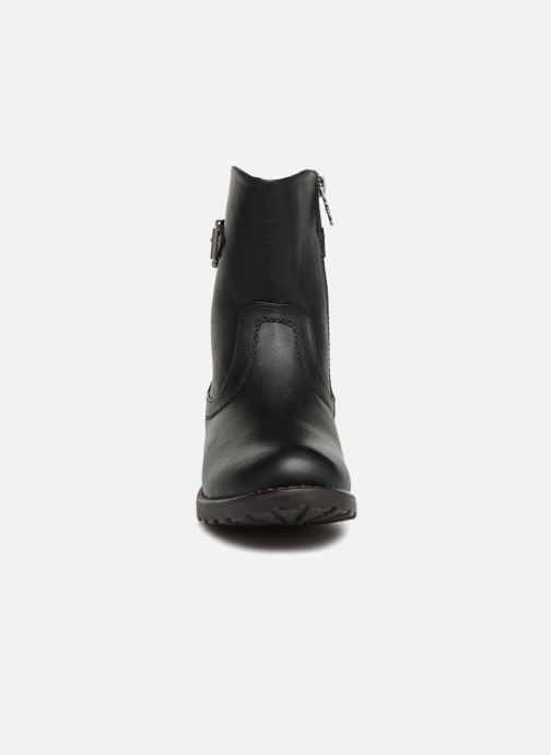 Ankle boots Xti 55285 Black model view