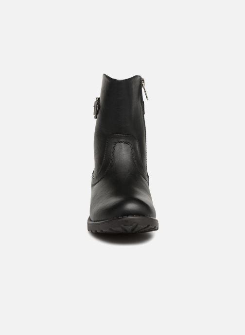 Bottines et boots Xti 55285 Noir vue portées chaussures