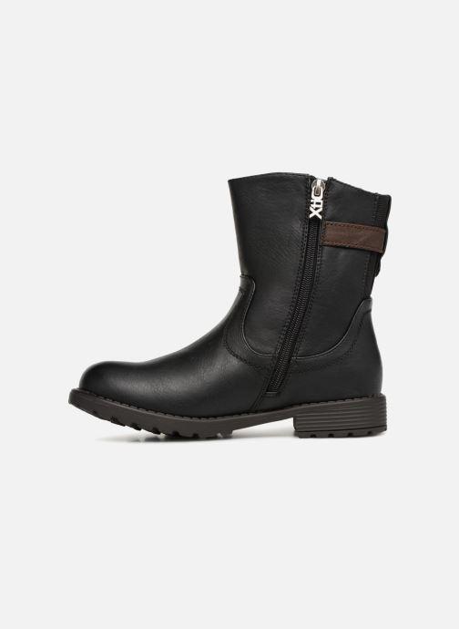 Bottines et boots Xti 55285 Noir vue face